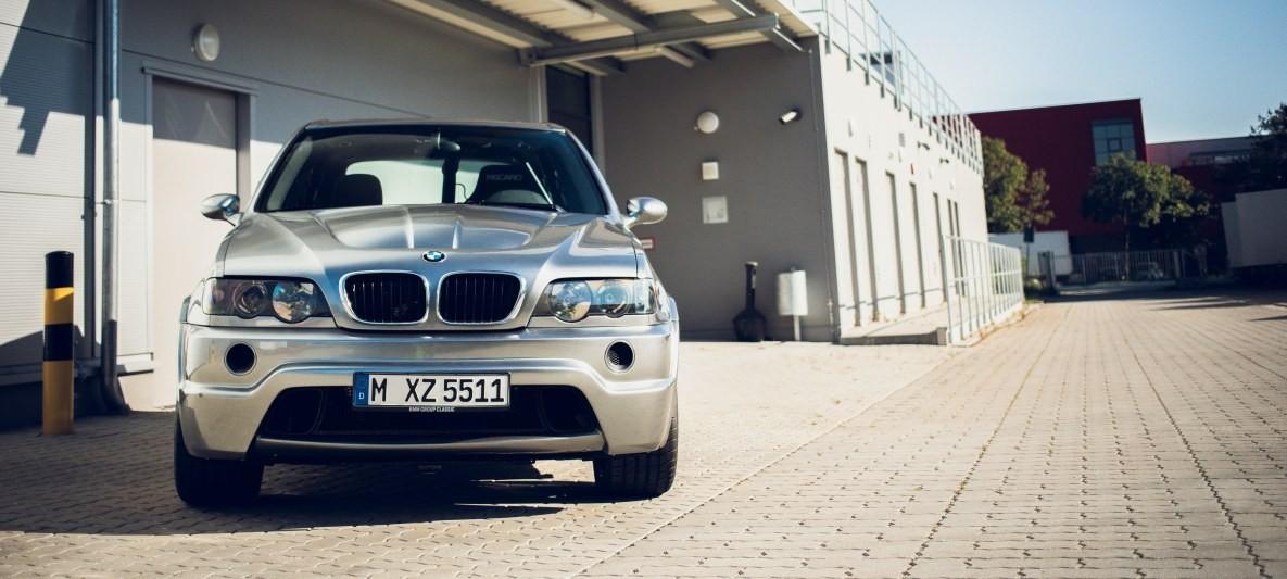 BMW X5 Le Mans - BMW X5 Le Mans