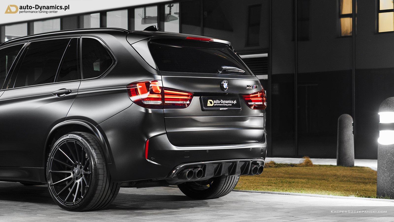 BMW X5 M by Auto-Dynamics - BMW X5 M by Auto-Dynamics