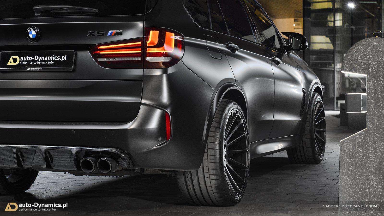 BMW X5 M by Auto-Dynamics - BMW X5 M by Auto-Dynamics