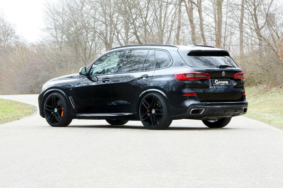 BMW X5 M50d de la G-Power