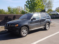 BMW X5 Motor defect 2002