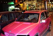 """BMW X5 """"Sfantul Valentin"""""""