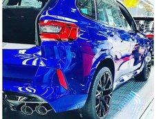 BMW X5 si X6 M - Poze spion