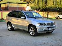 BMW X5 Variante 2002