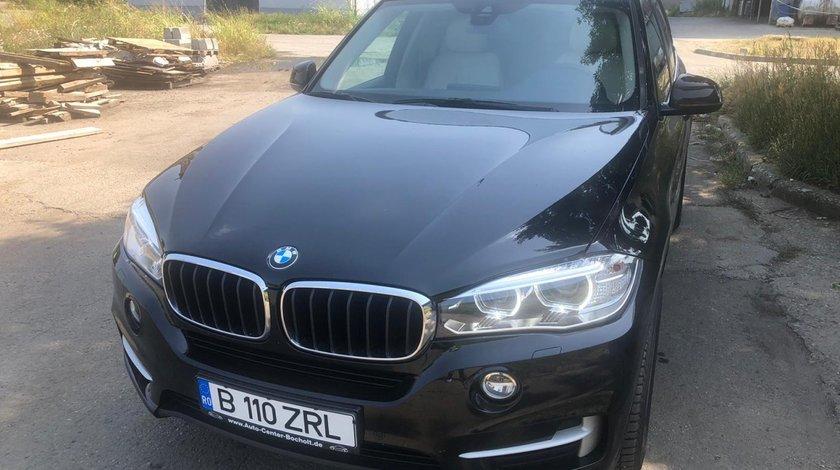 BMW X5 xDrive-3.0d/255cp- 2017