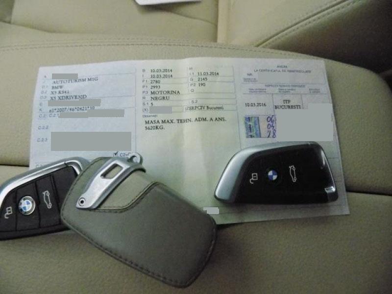 BMW X5 xDrive30d Automatic - 2.993 cc / 259 CP 2014