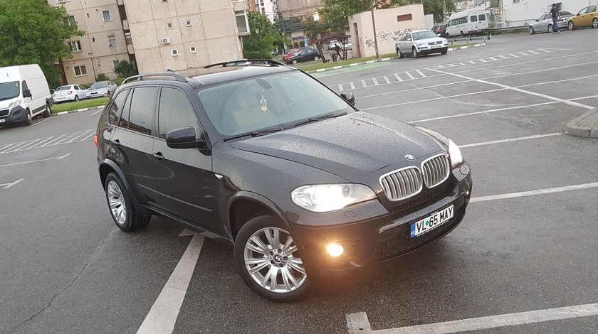 BMW X5M 3.5 bi turbo 2010