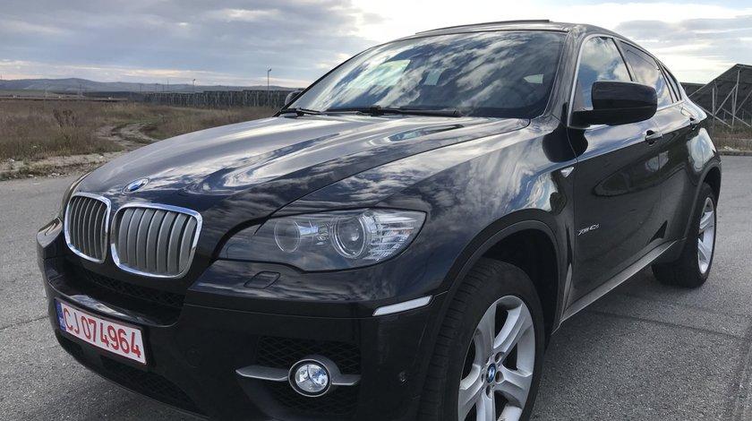 BMW X6 4.0 d 2013