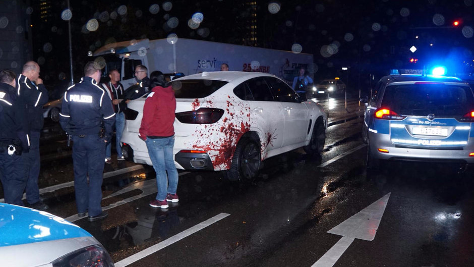 BMW X6 cu folie