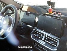 BMW X6 Facelift - Poze spion