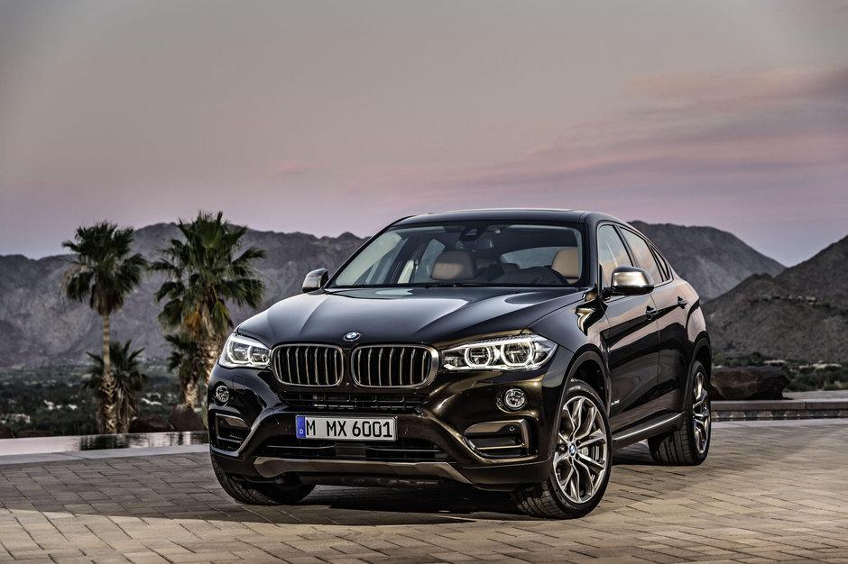 BMW X6 - Galerie Foto