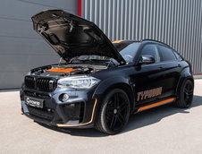 BMW X6 M de 750 CP