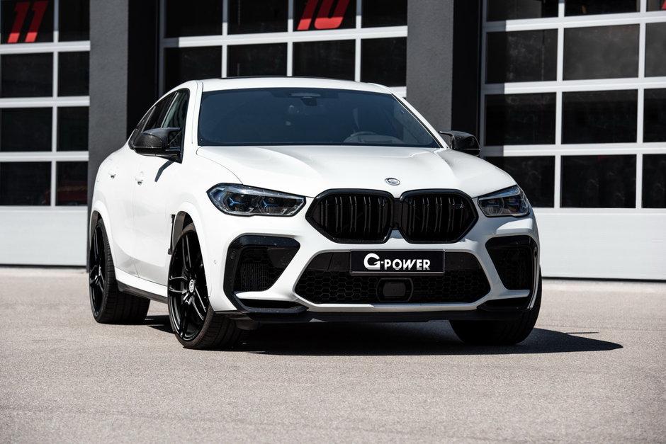 BMW X6 M de la G-Power