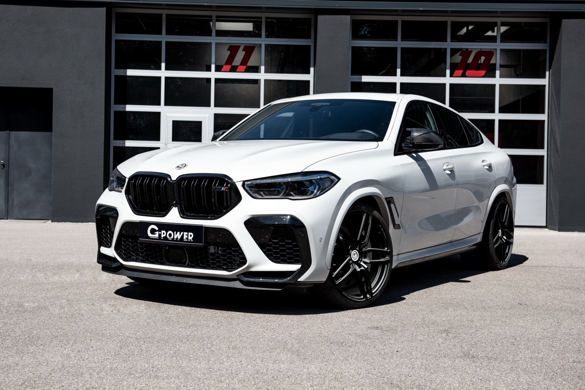 BMW X6 M de la G-Power - BMW X6 M de la G-Power
