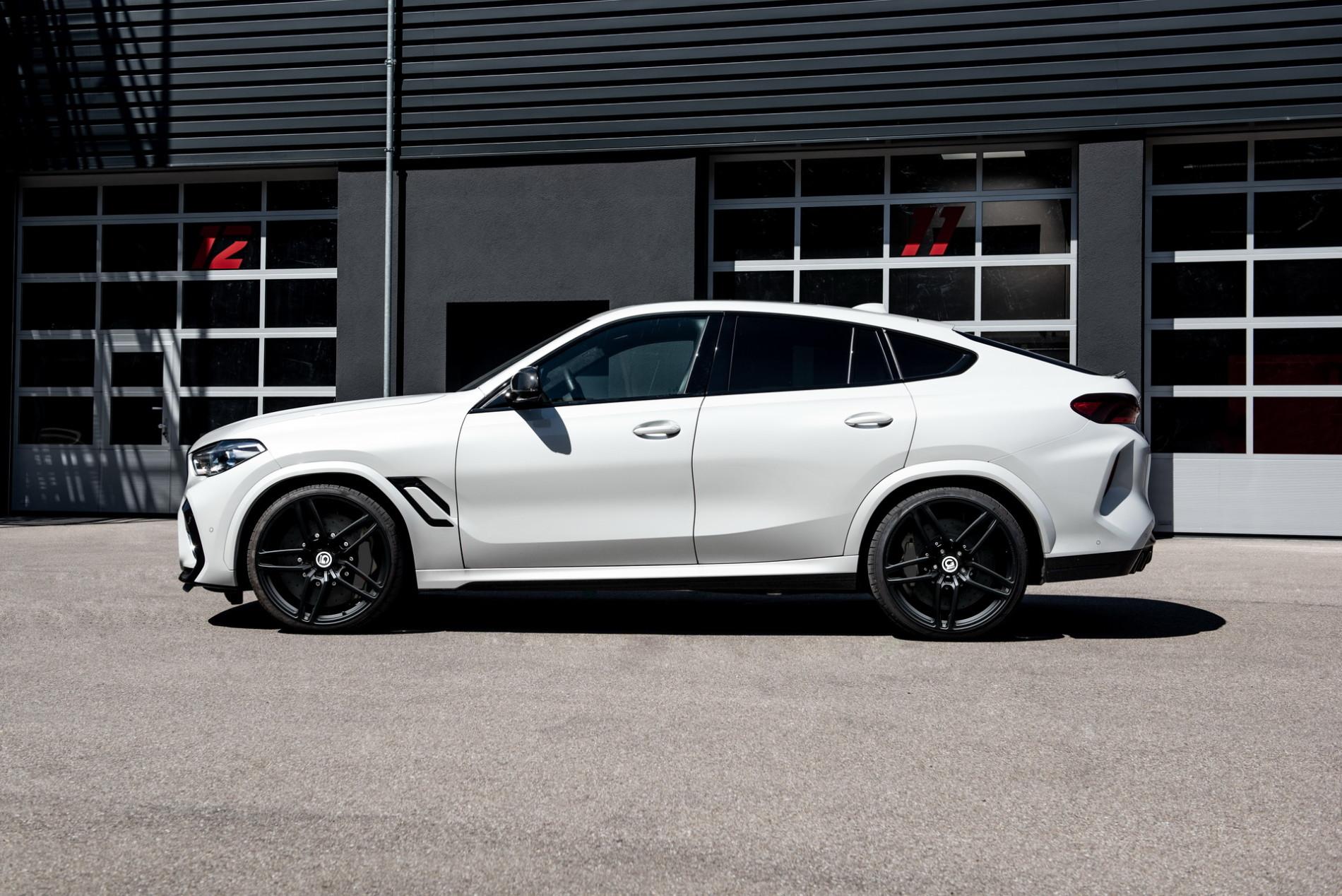 BMW X6 M de la G-Power - BMW X6 M de la G-Power