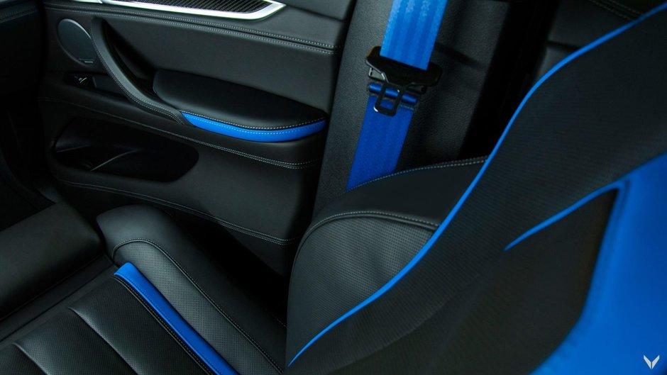 BMW X6 M de la Vilner