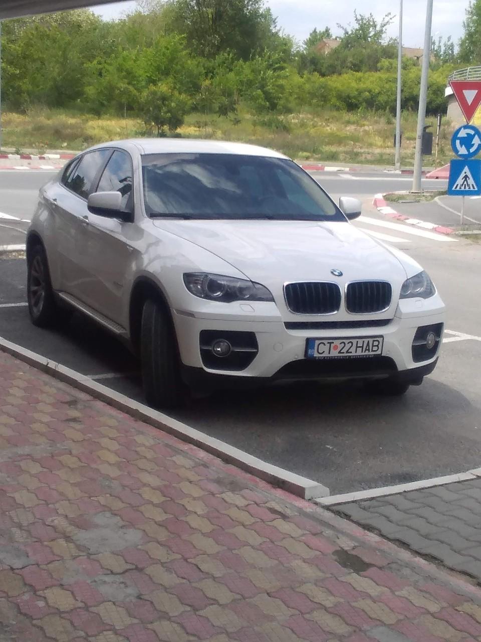 BMW X6 Twin power 2009