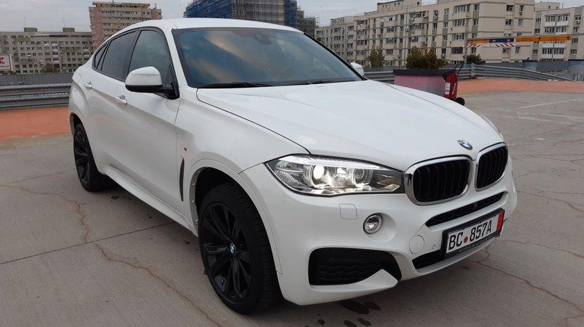 BMW X6M 3.0 Diesel 2017