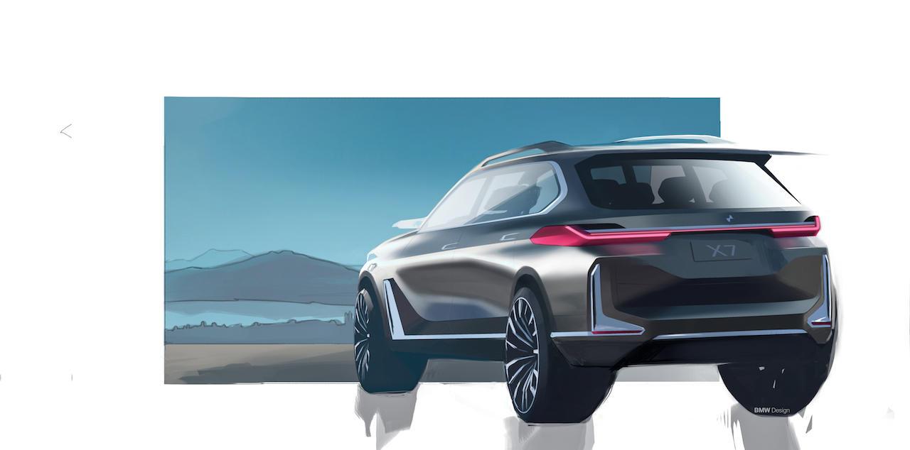 BMW X7 Concept - BMW X7 Concept