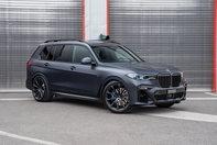 BMW X7 de la Dahler