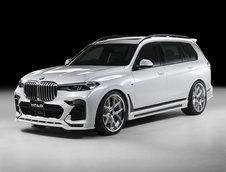 BMW X7 de la Wald