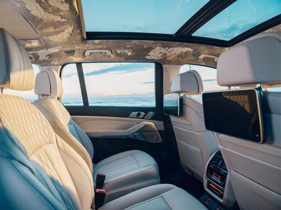BMW X7 Nishijin Edition