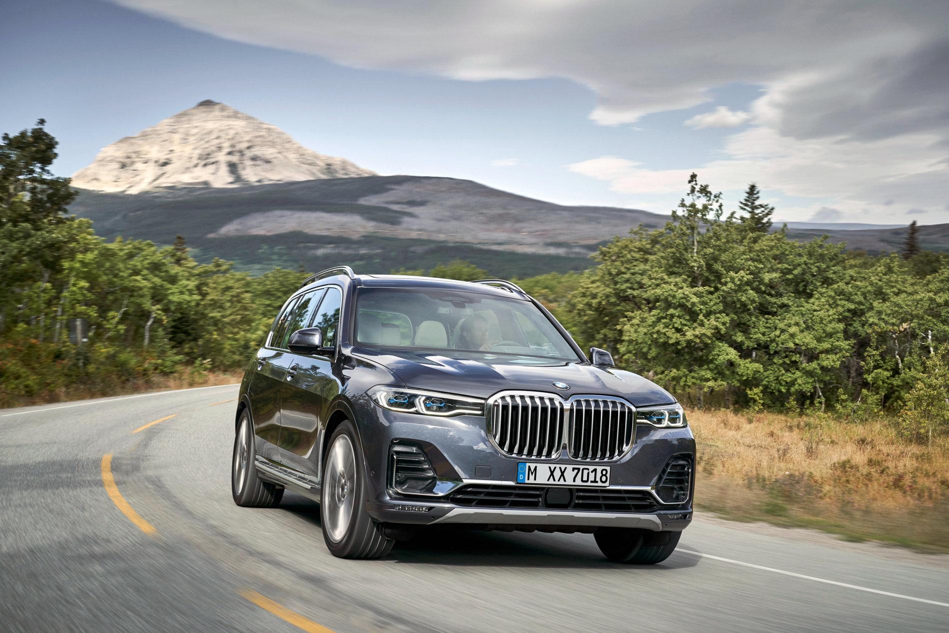 BMW X7 - BMW X7