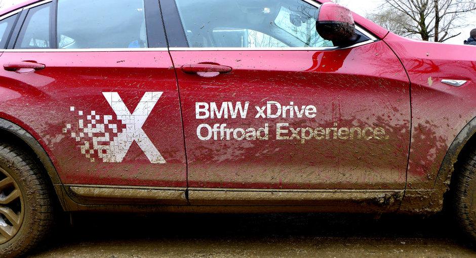 BMW xDrive Offroad Experience: de ce tractiunea 4x4 este viitorul