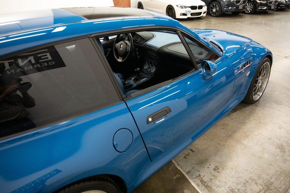 BMW Z3 M Coupe de vanzare