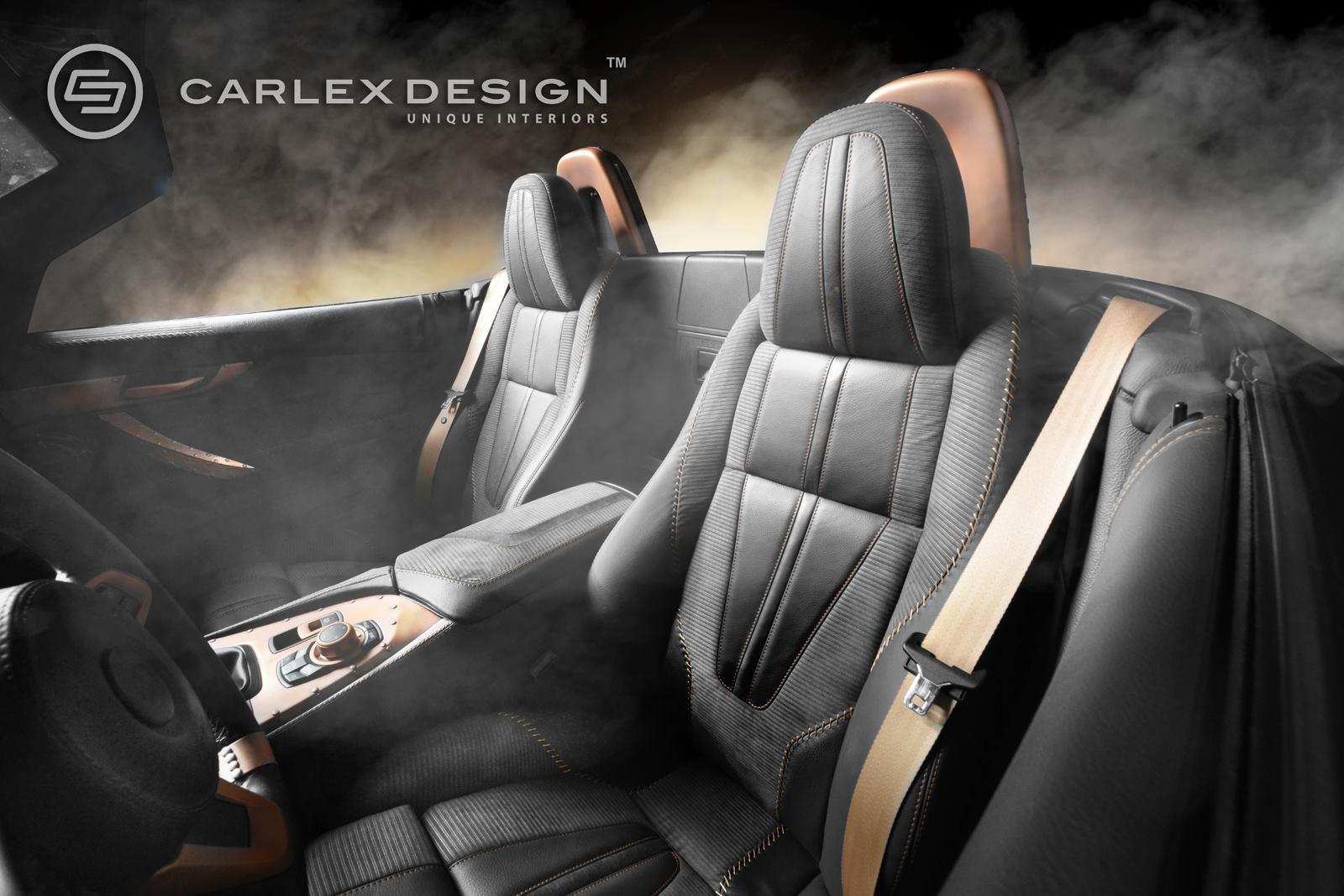BMW Z4 by Carlex Design - BMW Z4 by Carlex Design