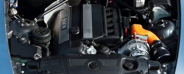 BMW Z4 by G-Power - Tehnologie uriasa sub capota unui roadster mic!
