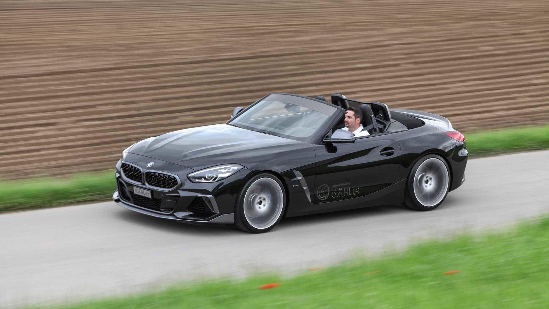 BMW Z4 M40i Dahler - BMW Z4 M40i Dahler