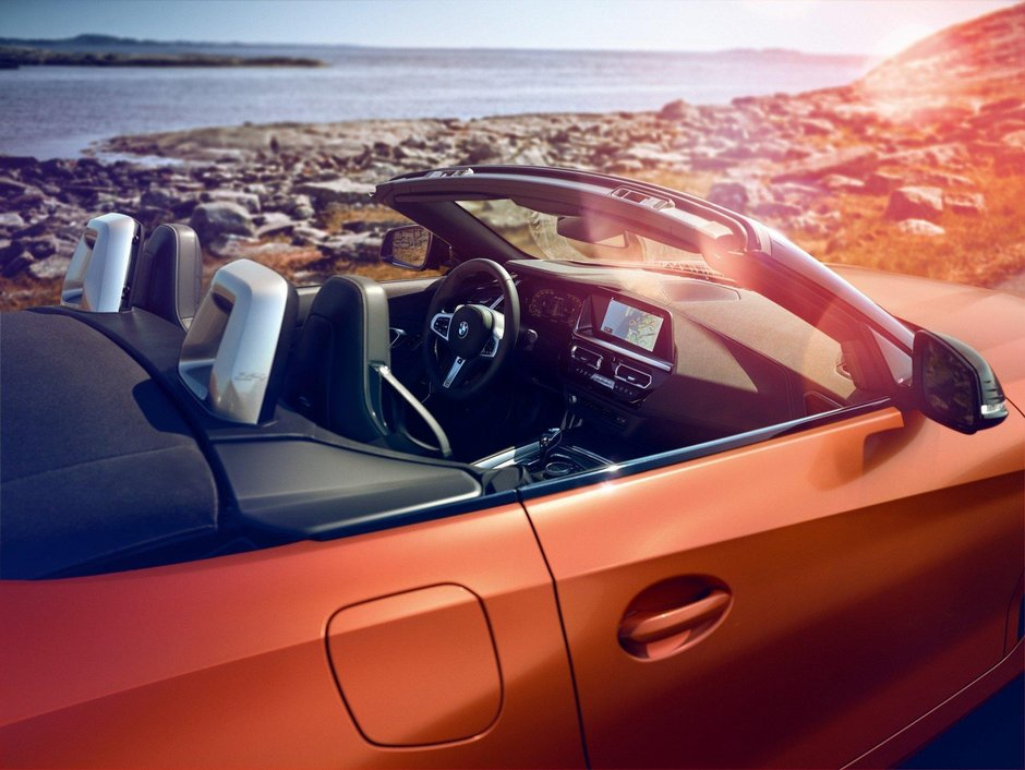 BMW Z4 - Primele poze