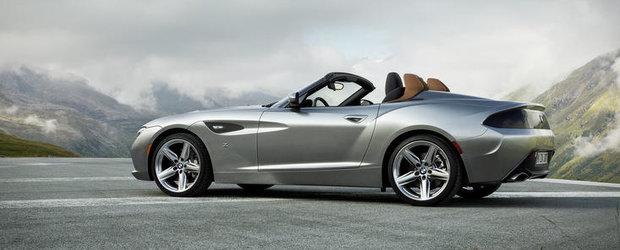BMW Zagato Roadster: Povestea continua