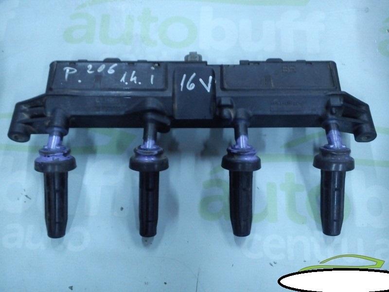 Bobina Aprindere Peugeot 206 1.4i 1.6v