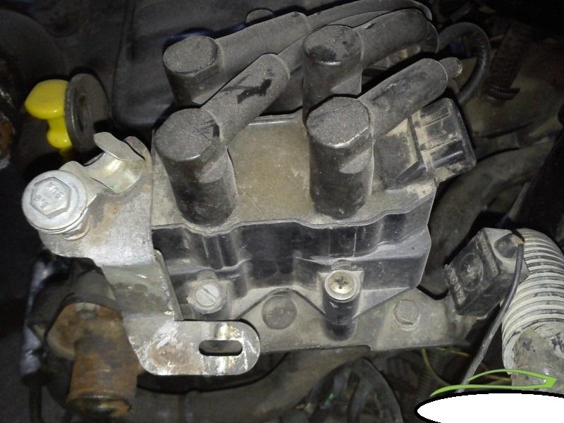Bobina Aprindere Peugeot 306 1.4 8v
