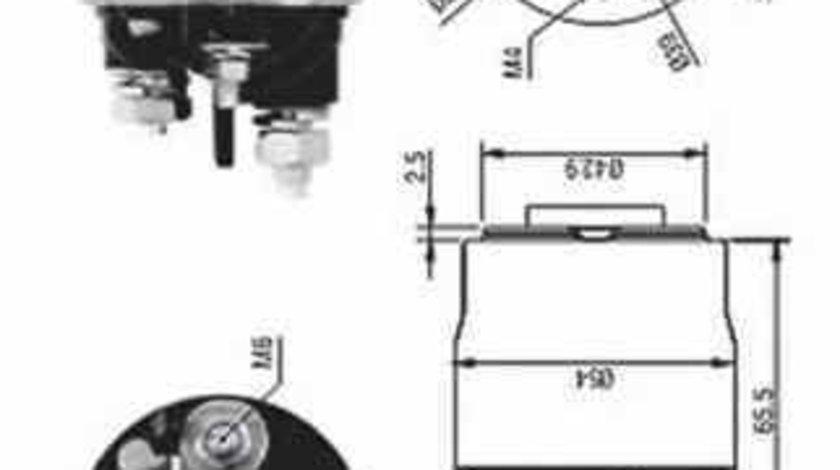 Bobina cuplare electromotor Producator MAGNETI MARELLI 940113050570