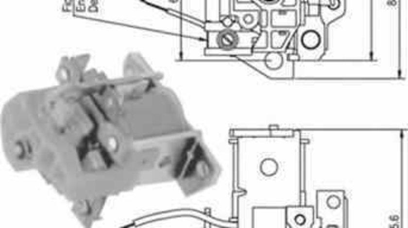 Bobina cuplare electromotor Producator MAGNETI MARELLI 940113050338