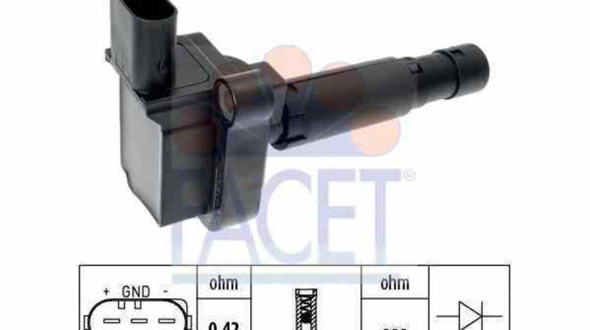 bobina de inductie MERCEDES-BENZ SLK R172 FACET 9.6386