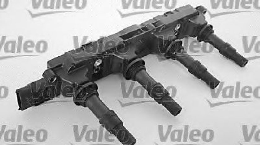 Bobina de inductie OPEL ASTRA G Cabriolet (F67) (2001 - 2005) VALEO 245108 piesa NOUA