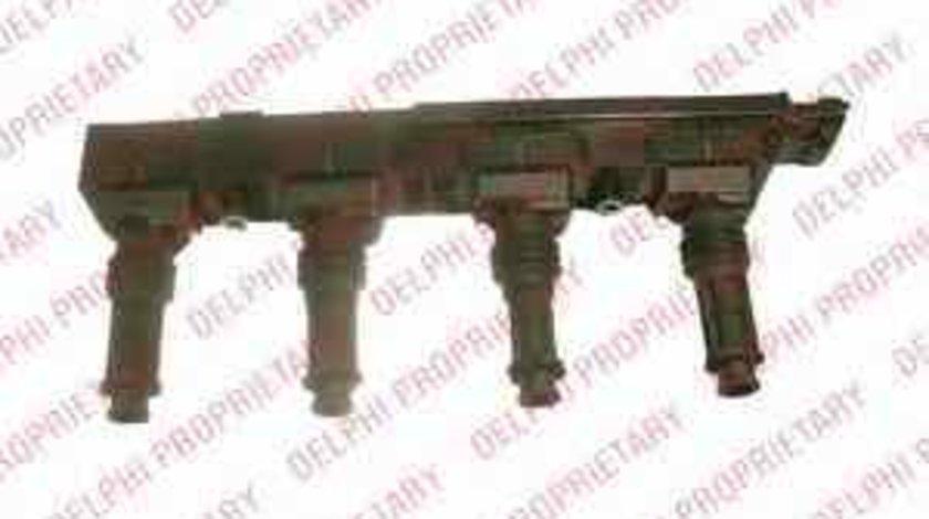 bobina de inductie OPEL ASTRA G limuzina F69 DELPHI GN10207-12B1