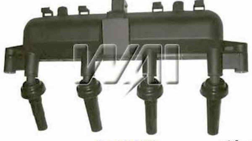 bobina de inductie PEUGEOT 206 hatchback 2A/C 4MAX 0608210131P