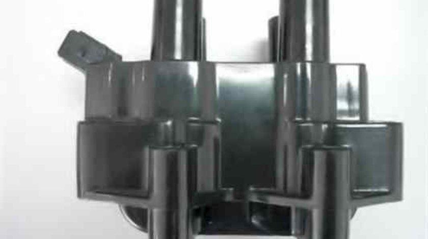 Bobina de inductie PEUGEOT 206 hatchback 2A/C MAGNETI MARELLI 060717129012