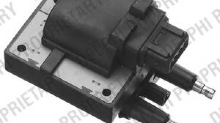 Bobina de inductie RENAULT LAGUNA I (B56, 556) (1993 - 2001) DELPHI CE10021-12B1 piesa NOUA