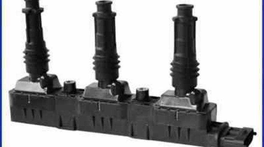 Bobina de inductie VAUXHALL CORSA Mk I B HÜCO 133815