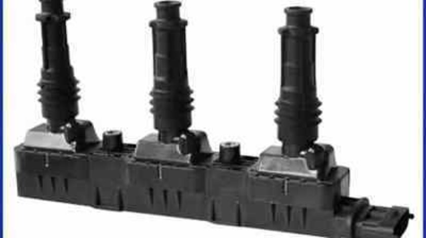 Bobina de inductie VAUXHALL CORSA Mk II C W5L F08 HÜCO 133815