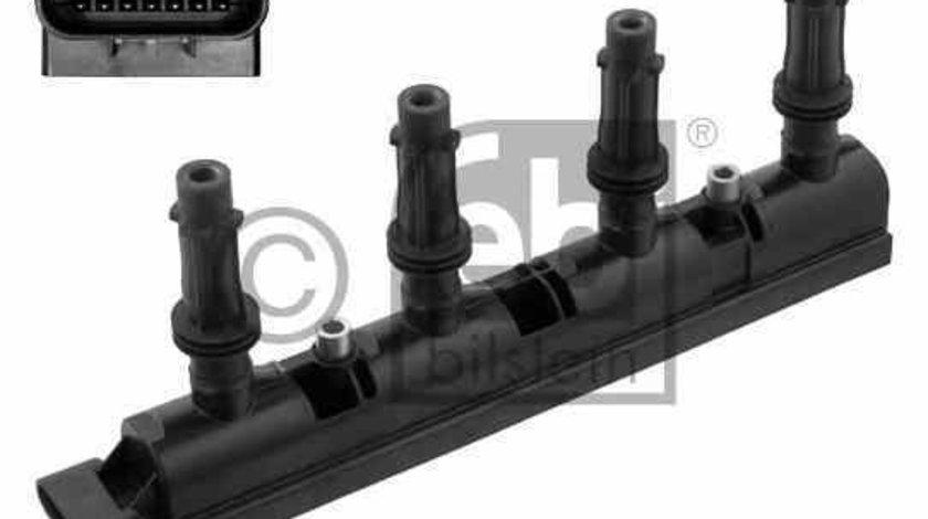 bobina de inductie VAUXHALL CORSA Mk III D L8 FEBI BILSTEIN 37421