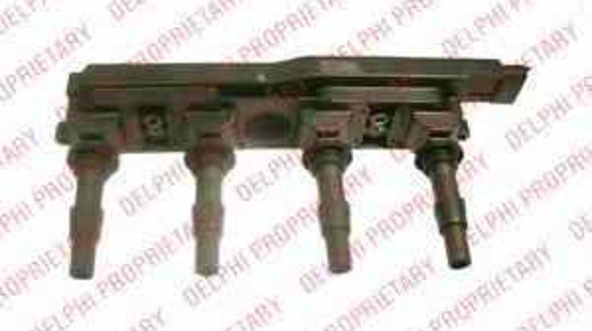 Bobina de inductie VAUXHALL ZAFIRA Mk I A F75 DELPHI GN10198-12B1