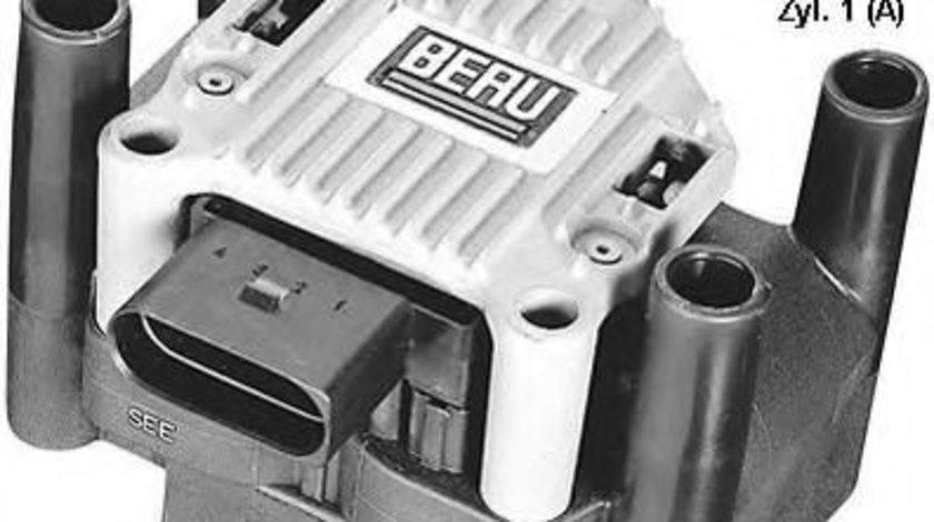 Bobina de inductie VW GOLF IV (1J1) (1997 - 2005) BERU ZSE003 piesa NOUA