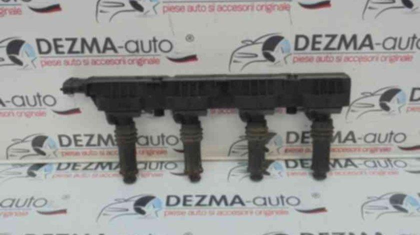 Bobina inductie 0221503472, Opel Astra G sedan (F69) 1.4B, Z14XEP